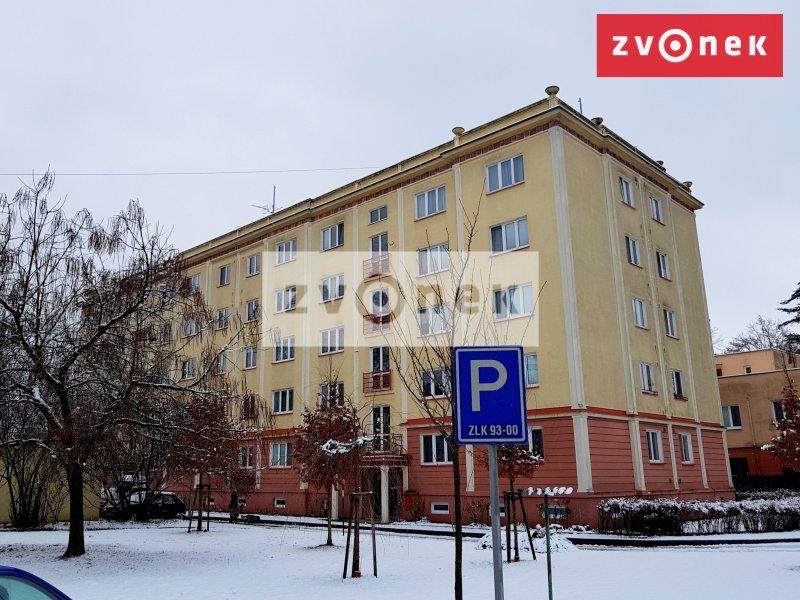 Byt 2+1 na prodej, Benešovo nábřeží, Zlín