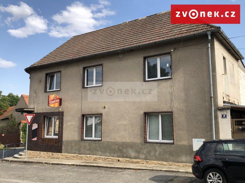 RD Beřovice, vícegenerační dům, pěkná lokalita